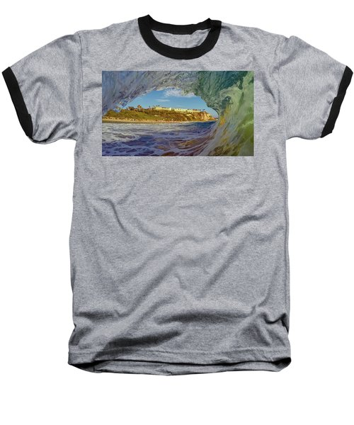 Baseball T-Shirt featuring the photograph The Ritz Fitz by Sean Foster