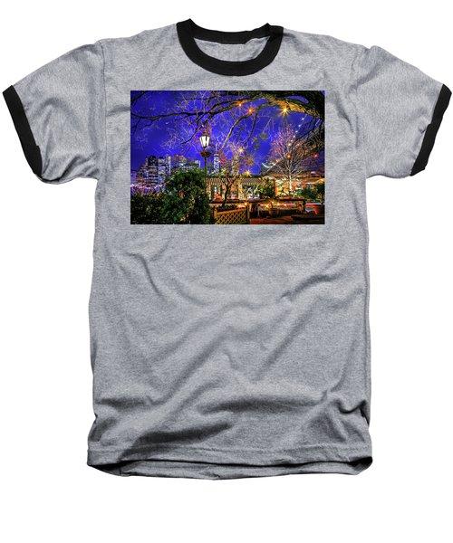 The River Cafe Baseball T-Shirt