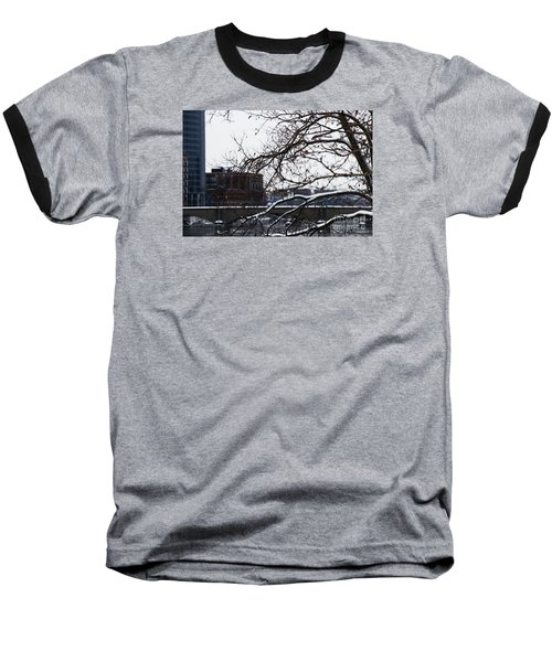 The River Divide Baseball T-Shirt