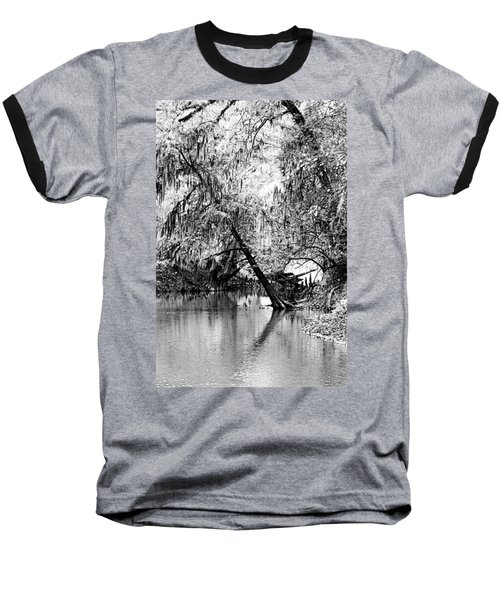 The River Filtered Baseball T-Shirt