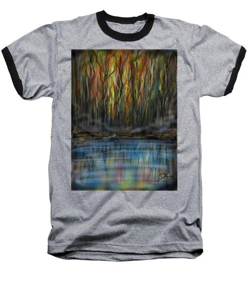 The River Side Baseball T-Shirt