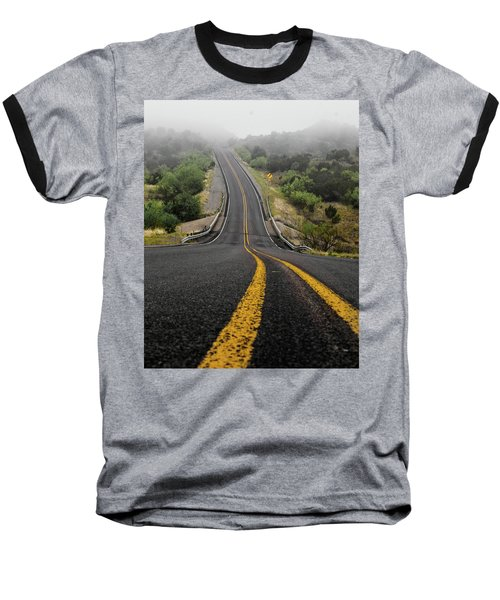 The Road Goes On Forever And The Party Never Ends Baseball T-Shirt