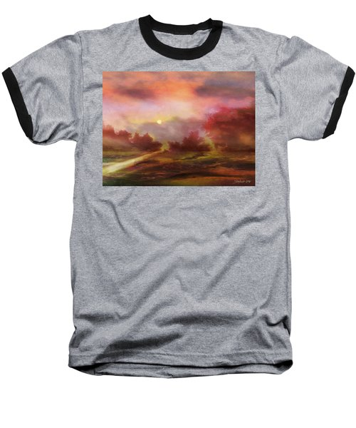 The Road Baseball T-Shirt