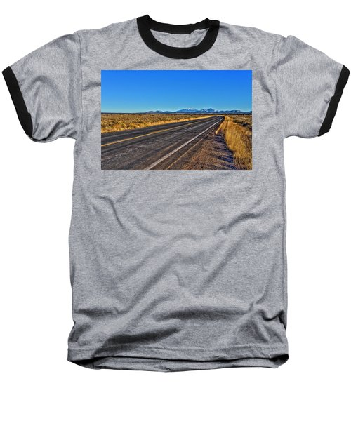 The Road To Flagstaff Baseball T-Shirt