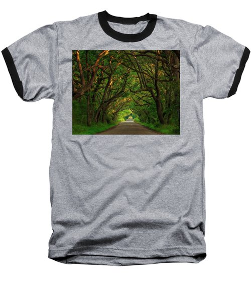 The Road To Heven  Baseball T-Shirt