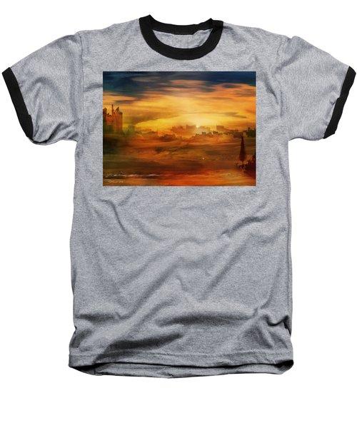 The Road To Novigrad Baseball T-Shirt