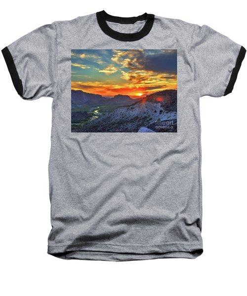 The Road To Presidio Baseball T-Shirt