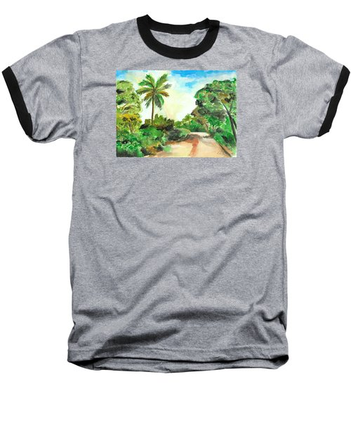 The Road To Tiwi Baseball T-Shirt