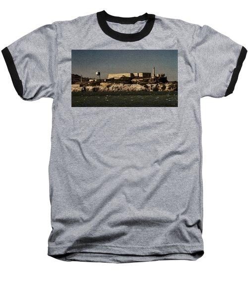 The Rock Alcatraz 1 Baseball T-Shirt