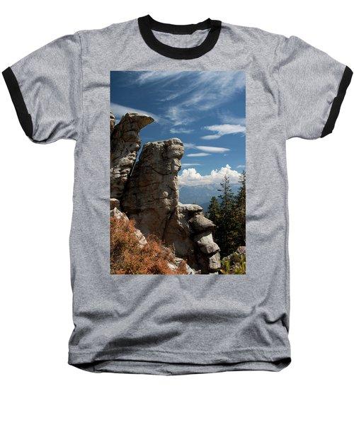 The Rock Formation Baseball T-Shirt