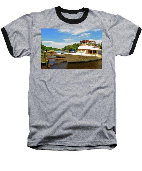 The Rondout At Eddyville Baseball T-Shirt
