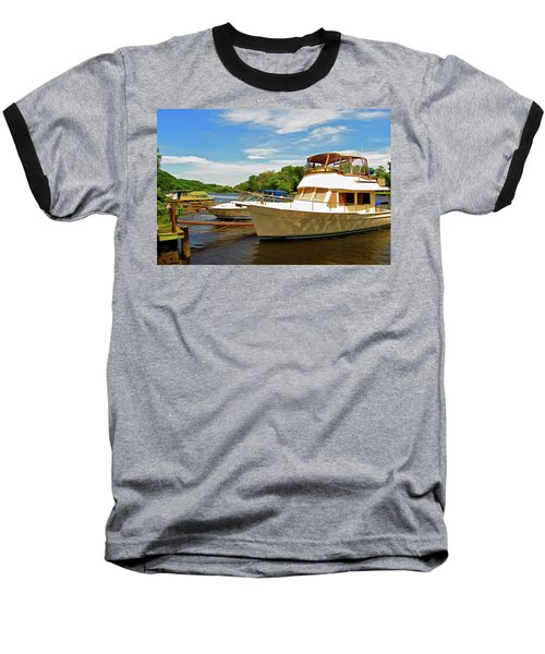 The Rondout At Eddyville Baseball T-Shirt