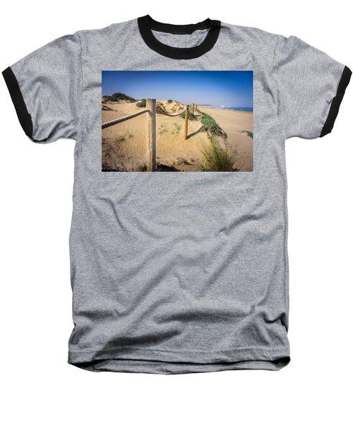 The Rope Fence. Baseball T-Shirt