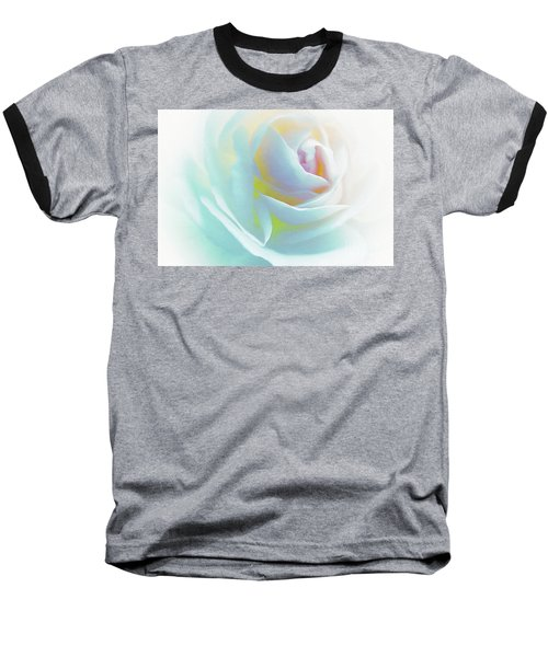 The Rose By Scott Cameron Baseball T-Shirt