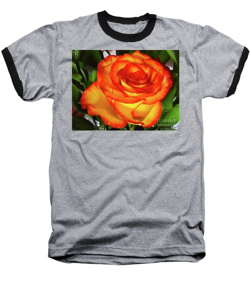 The Rose Baseball T-Shirt