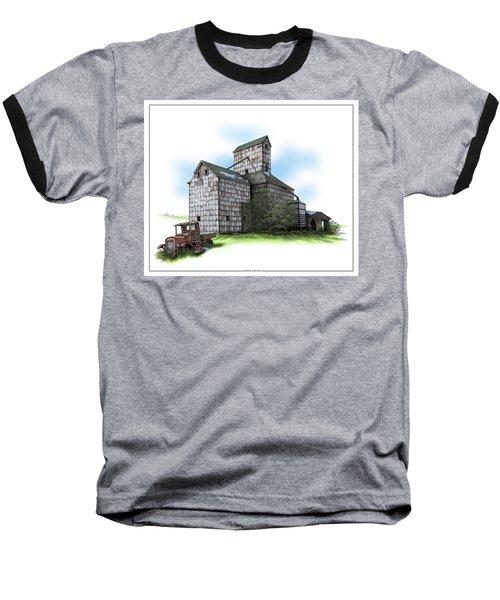 The Ross Elevator Spring Baseball T-Shirt