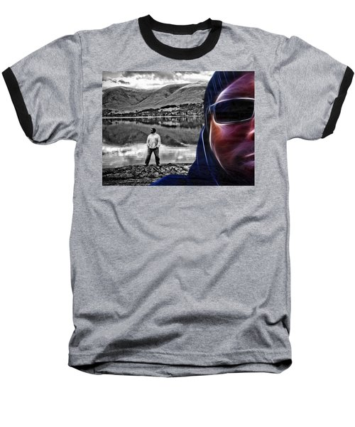The Rough And The Rugged Baseball T-Shirt