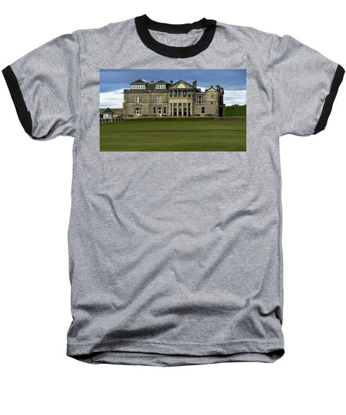 The Royal And Ancient St. Andrews Scotland Baseball T-Shirt