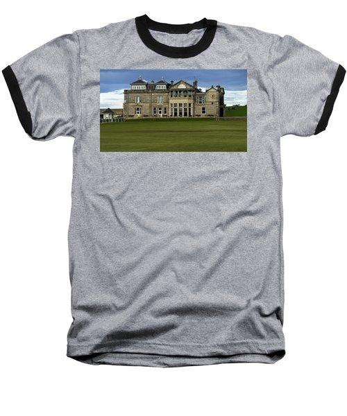 The Royal And Ancient St. Andrews Scotland Baseball T-Shirt