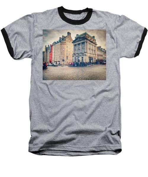 The Royal Mile Baseball T-Shirt