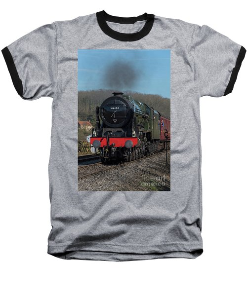 The Royal Scot 1 Baseball T-Shirt