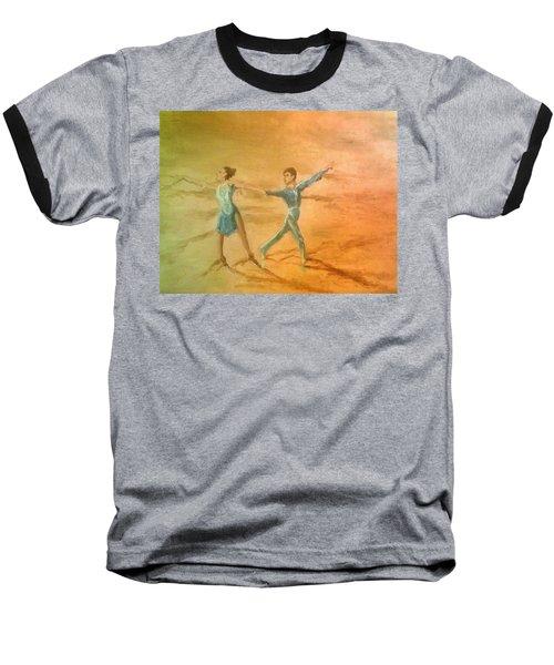 The Rumba Extension Baseball T-Shirt