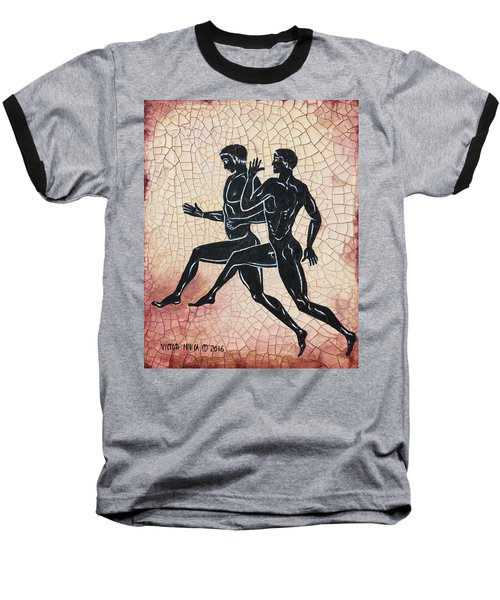 The Runners Baseball T-Shirt