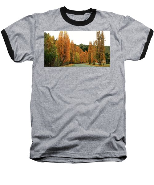 The Russet Tones Of Fall Baseball T-Shirt