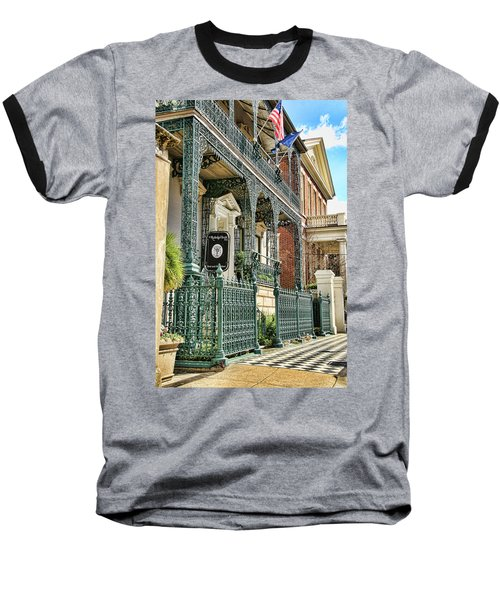 The Rutledge House Baseball T-Shirt