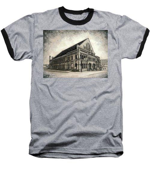 The Ryman Baseball T-Shirt by Janet King