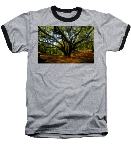 The Sacred Oak Baseball T-Shirt
