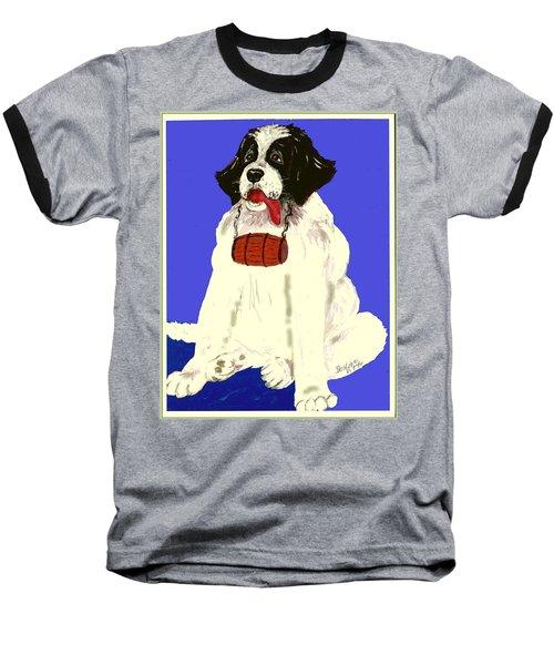The Saint Baseball T-Shirt