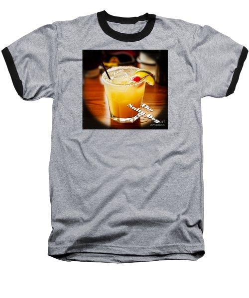 The Salty Dog Baseball T-Shirt by Paul Mashburn