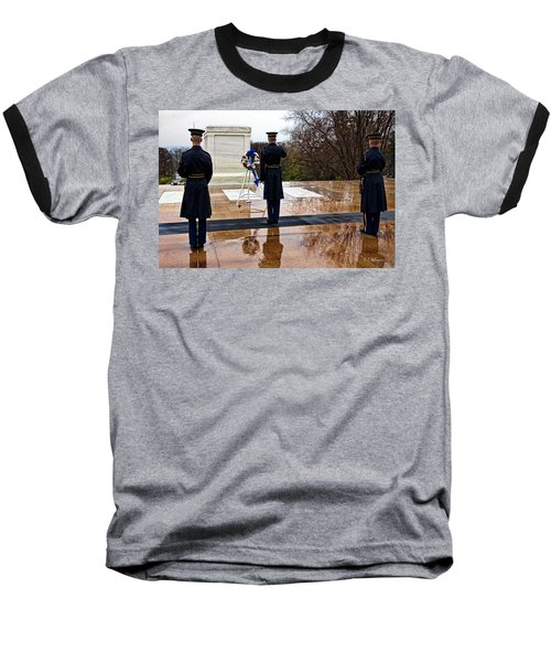 The Salute Baseball T-Shirt