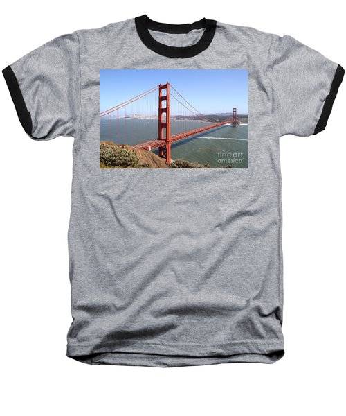 The San Francisco Golden Gate Bridge 7d14507 Baseball T-Shirt