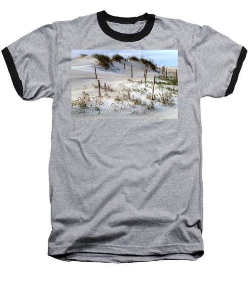 The Sands Of Obx Hdr II Baseball T-Shirt