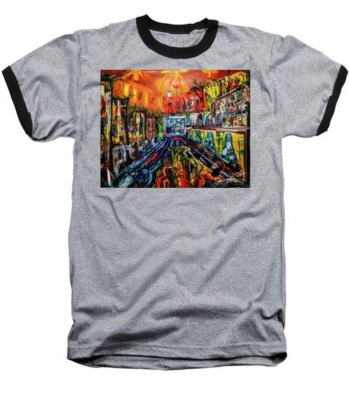 The Sangria Jug Baseball T-Shirt