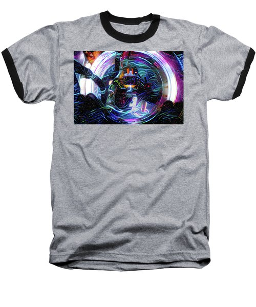 The Sat Diver Baseball T-Shirt