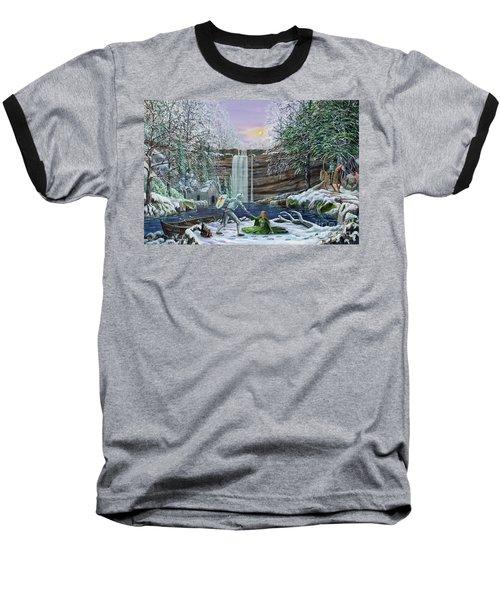 The Saving Of Guinevere Baseball T-Shirt