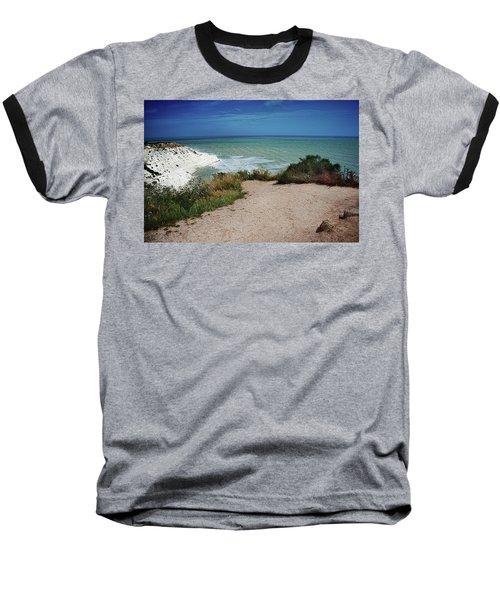 The Scala Dei Turchi Baseball T-Shirt by Patrick Boening