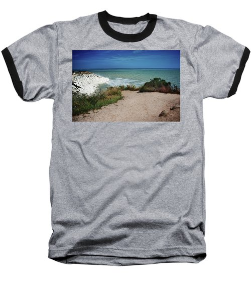 The Scala Dei Turchi Baseball T-Shirt