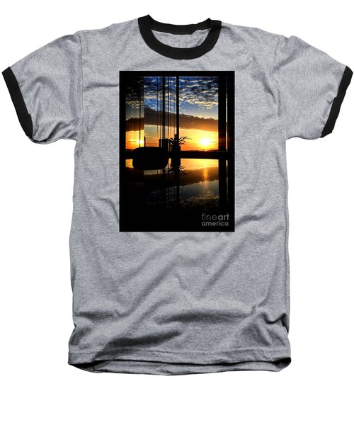 The Scene From A Baseball T-Shirt