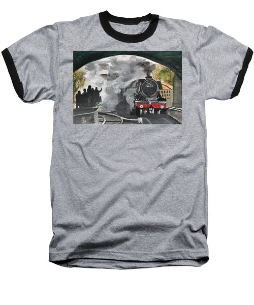 The Scotsman Baseball T-Shirt