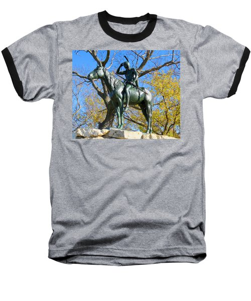 The Scout Baseball T-Shirt by Keith Stokes
