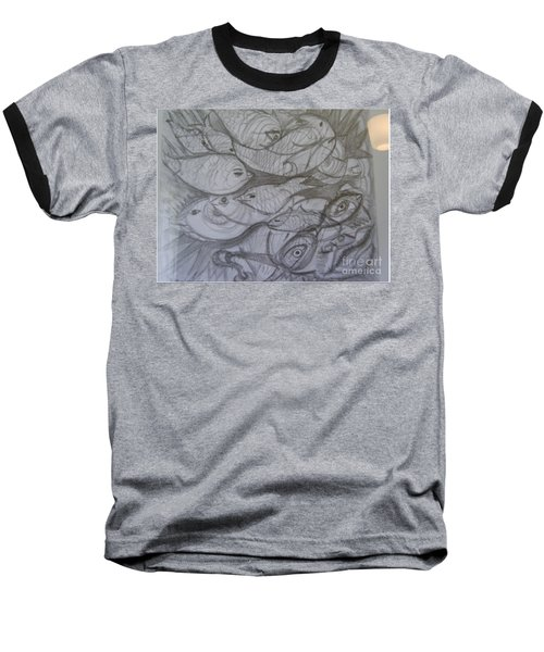 The Sea Diver Baseball T-Shirt