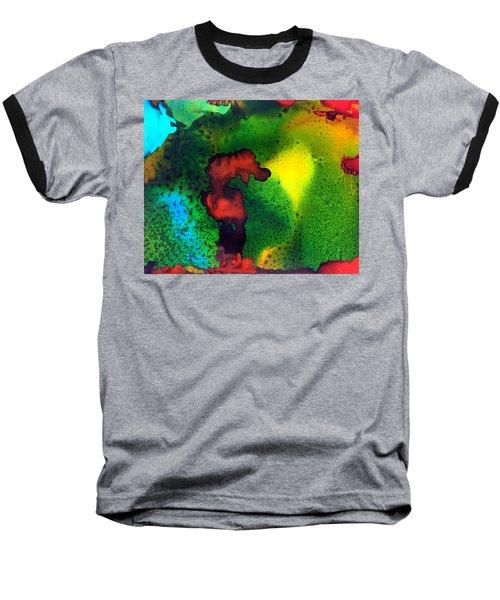 The Sea Horse Standoff Baseball T-Shirt