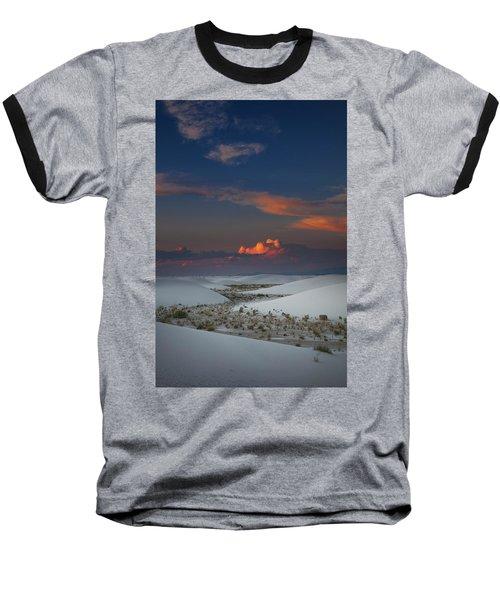 The Sea Of Sands Baseball T-Shirt