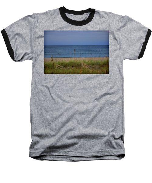 The Sea Shore Line Baseball T-Shirt