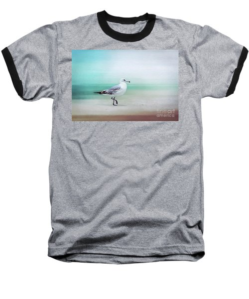The Seagull Strut Baseball T-Shirt