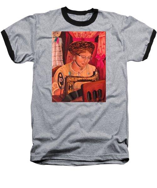 The Seamstress Baseball T-Shirt